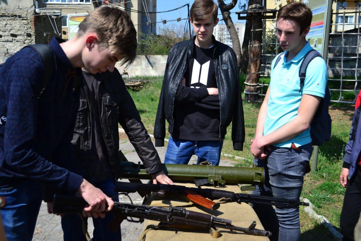 Військовий інститут танкових військ НТУ «ХПІ» провів день відкритих дверей