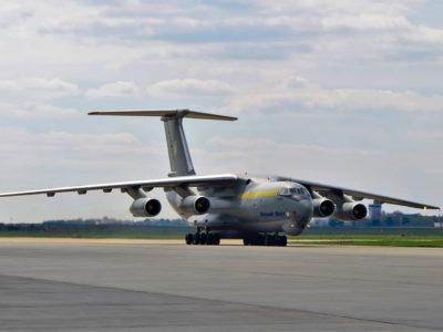 НАТО перевіряє оперативні спроможності авіатранспортного підрозділу Іл-76МД
