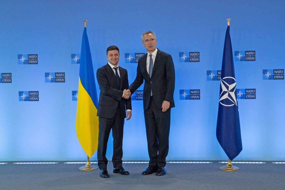 Стабільна та обороноздатна Україна є невід'ємним елементом європейської безпеки – Володимир Зеленський