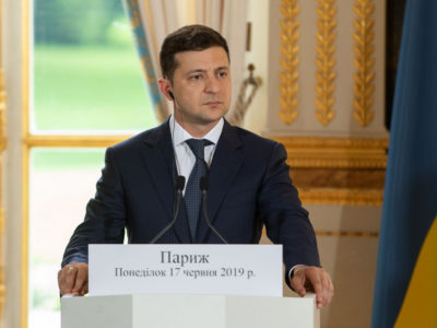 Росія має виконати рішення Міжнародного трибуналу й звільнити 24 українських моряків – Президент