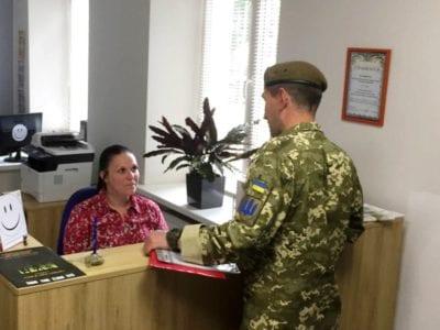 32300 послуг надали  у Львові учасникам бойових дій