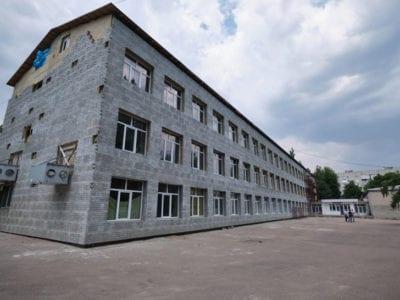 Уряд Литви виділить 1 млн євро на реконструкцію школи в Авдіївці