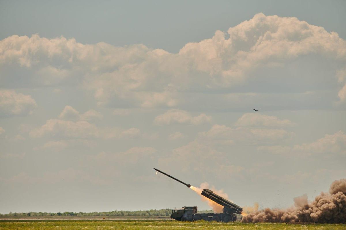 Нові ракети комплексу «Вільха -М» протестовано
