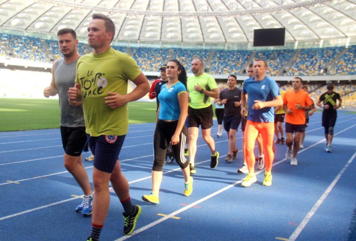 Наші воїни з родинами можуть безкоштовно тренуватися на «Олімпійському»
