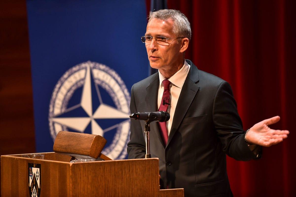 Генсек НАТО прокоментував можливе членство України в Альянсі