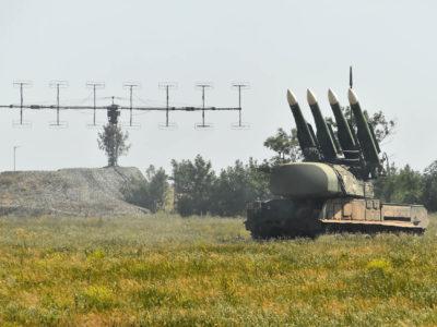 Зенітні ракетні війська стримують кремль від реалізації в Україні сирійського сценарію