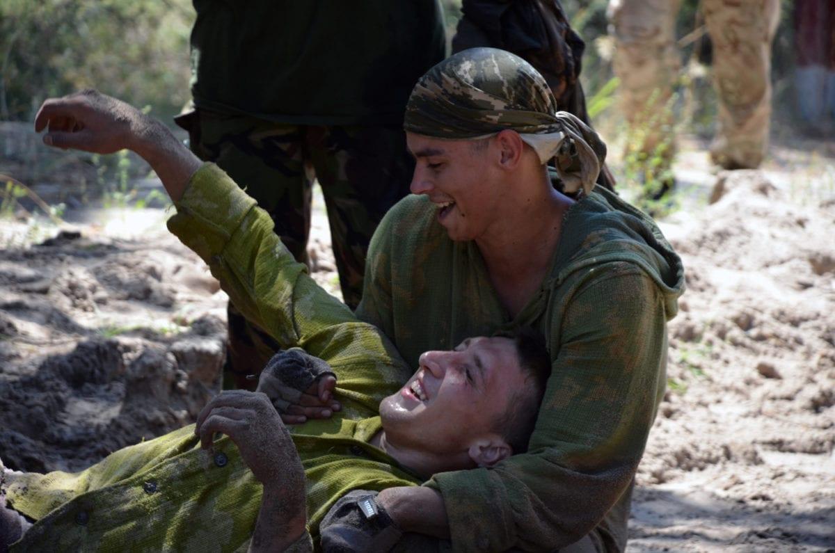 Пройшов чемпіонат Сухопутних військ на кращий підрозділ за системою БАРС «Сталева міць»