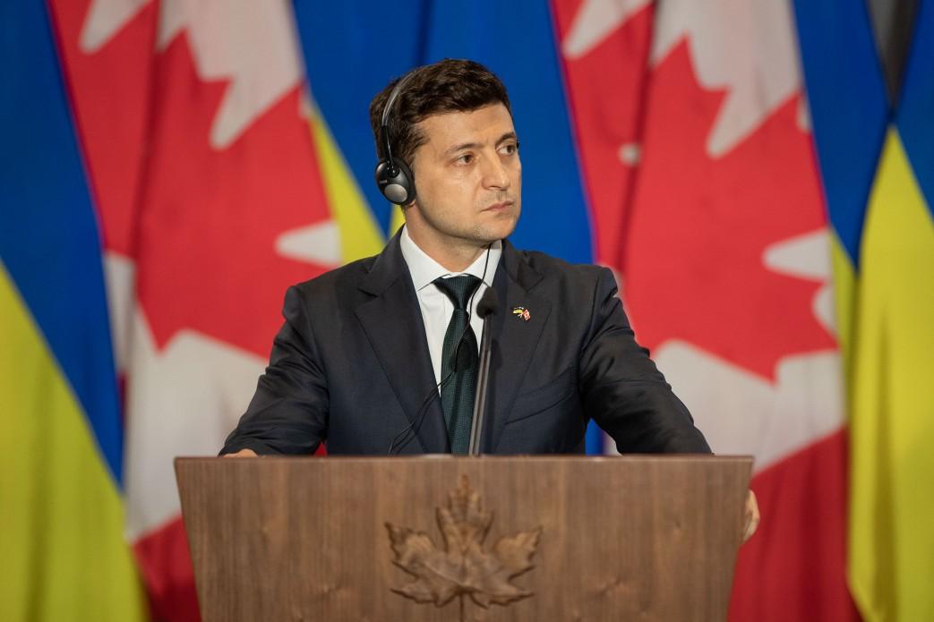 Україна може досягнути прогресу у врегулюванні ситуації на Донбасі лише політико-дипломатичним шляхом – Президент