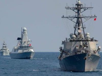 Командувач флоту ВМС США підсумувала «Сі Бриз-2019»