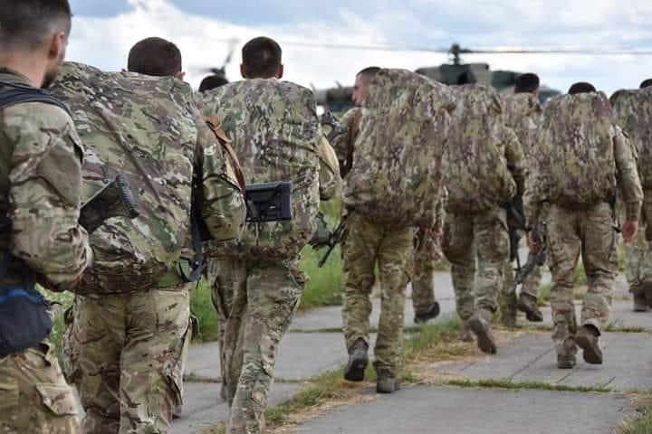 Хмельницькі спецпризначенці перемогли на першості Сил спеціальних операцій