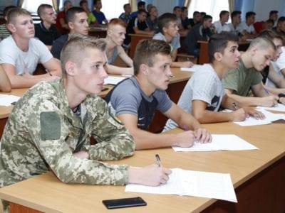 В Одеській Військовій академії розпочалася вступна кампанія