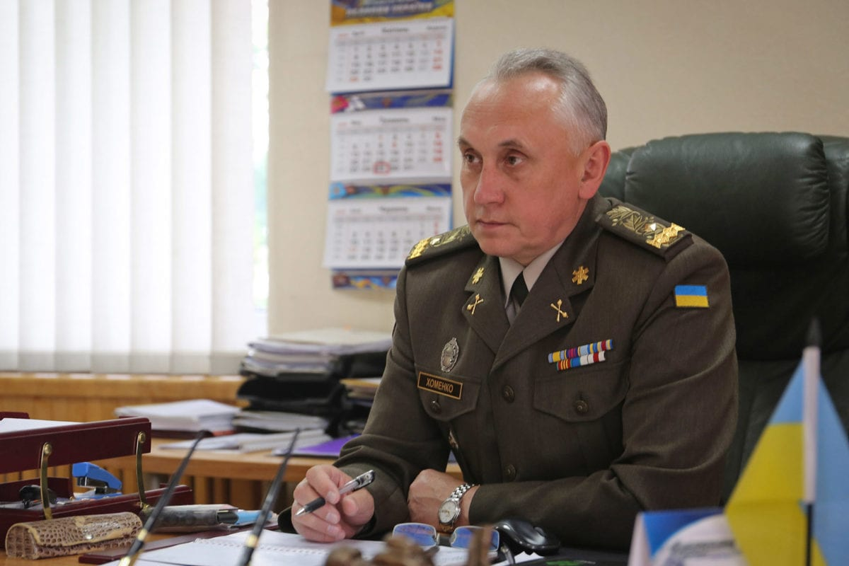 Ігор Хоменко: «Ми не економимо на здоров'ї тих, хто захищає Україну»