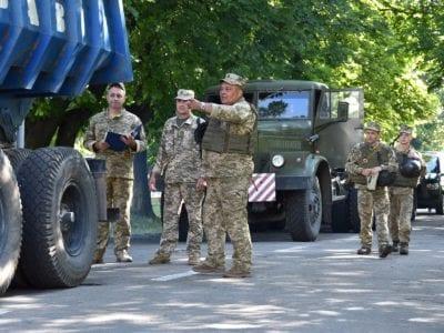 Інженерний батальйон відремонтує частину аеродрому в рамках навчань