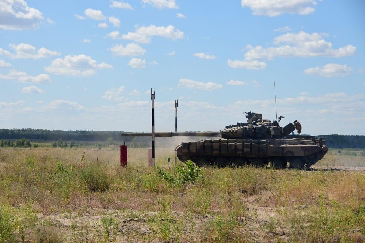 Як гартують танкістів-інженерів