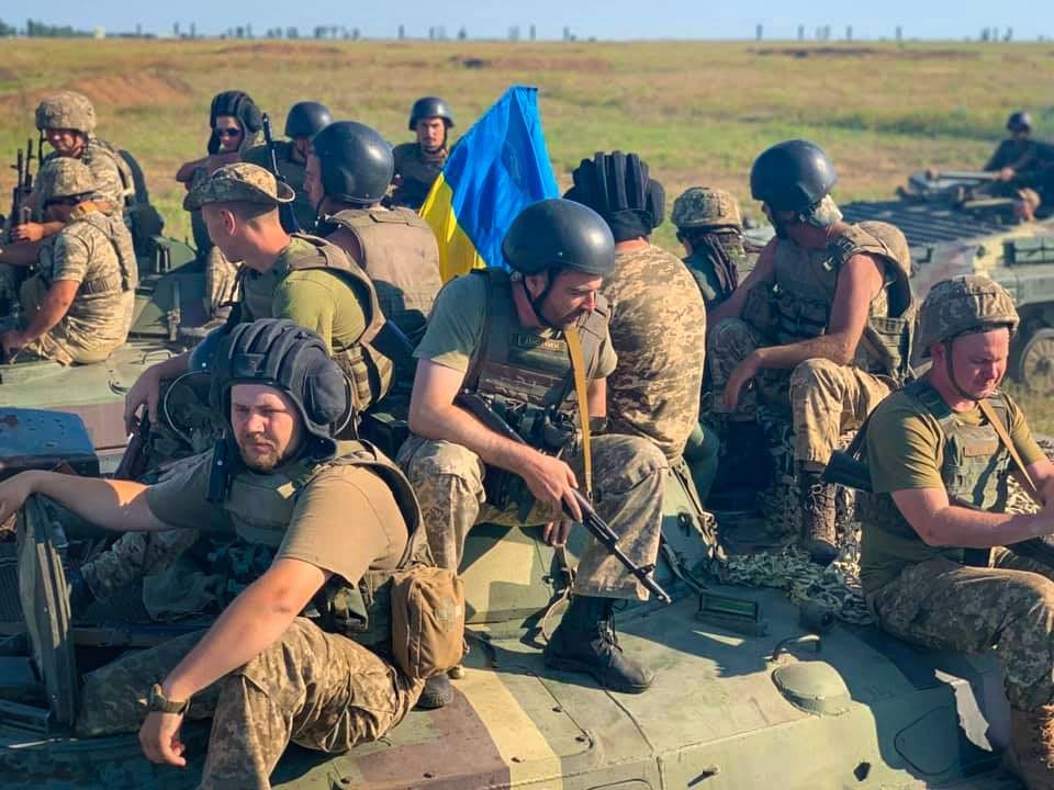Україна має близько 200 тисяч резервістів