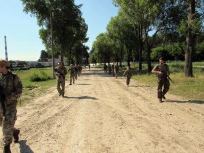 На Харківщині знищили ворожу ДРГ і тримають оборону