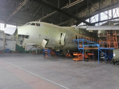 Українські авіаремонтники дарують друге життя військовим літакам