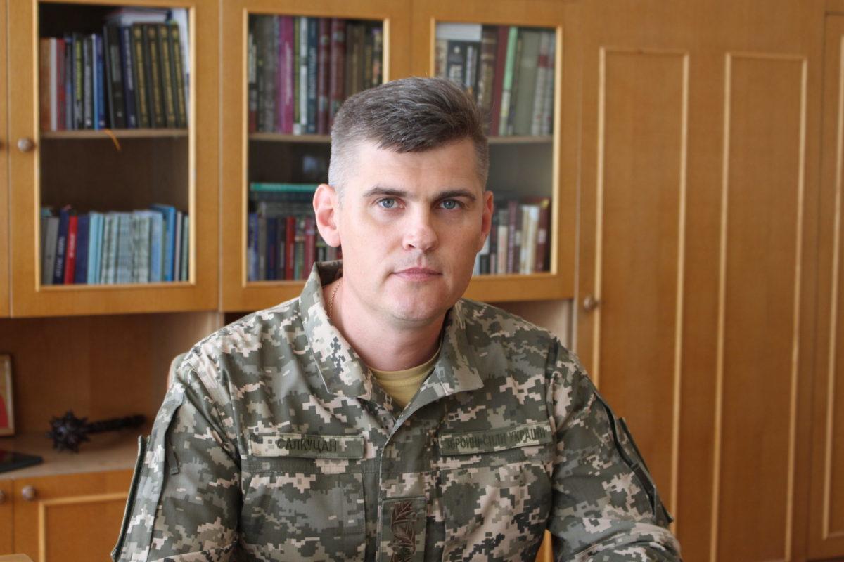 Сергій Салкуцан: «Усе нове і цікаве запозичуємо й втілюємо»