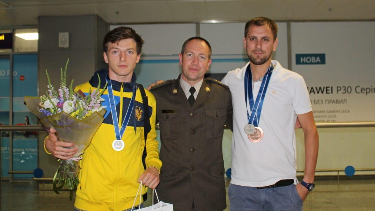 Віцечемпіони світу з фехтування: «Робитимемо все, щоб Прапор України майорів на міжнародній арені»