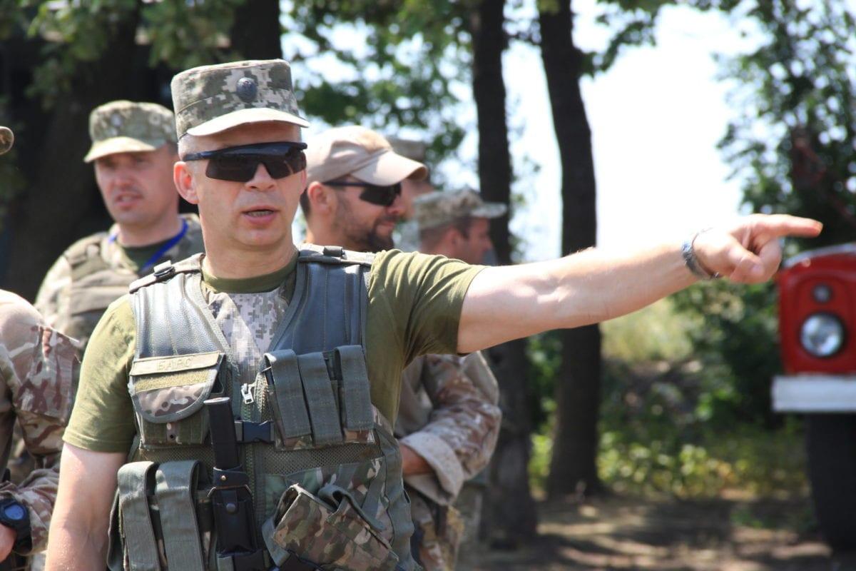 Олександр Сирський: «З РФ до окупованого Донецька прибули снайпери спецпідрозділів для виведення з ладу відеоспостережної техніки СММ ОБСЄ»