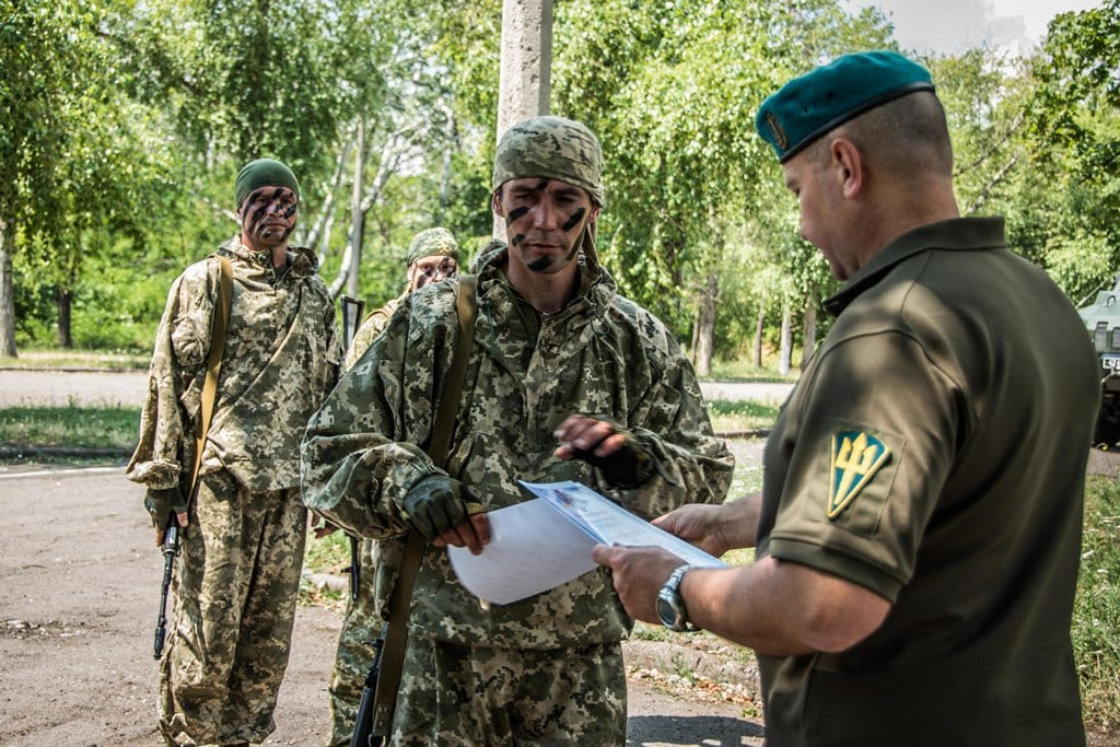 У прифронтовому Маріуполі відзначили День Військово-Морських Сил ЗС України
