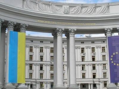 МЗС України передало РФ ноту протесту через військові навчання в Криму