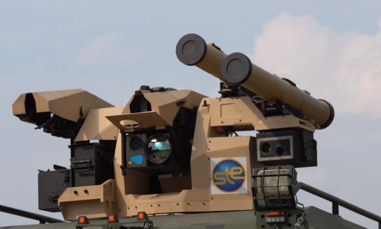 Україно-турецький бойовий модуль пройшов випробування для іноземного замовника