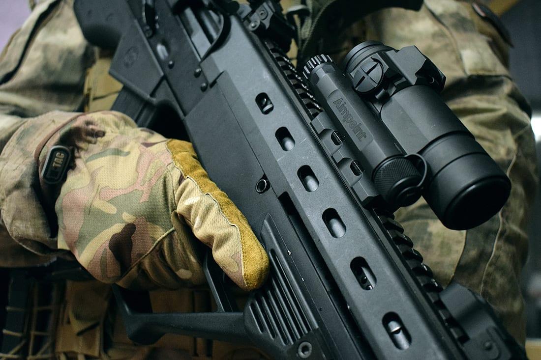 «У ССО на 100 відсотків замінено радянські снайперські гвинтівки» – генерал-лейтенант Ігор Луньов