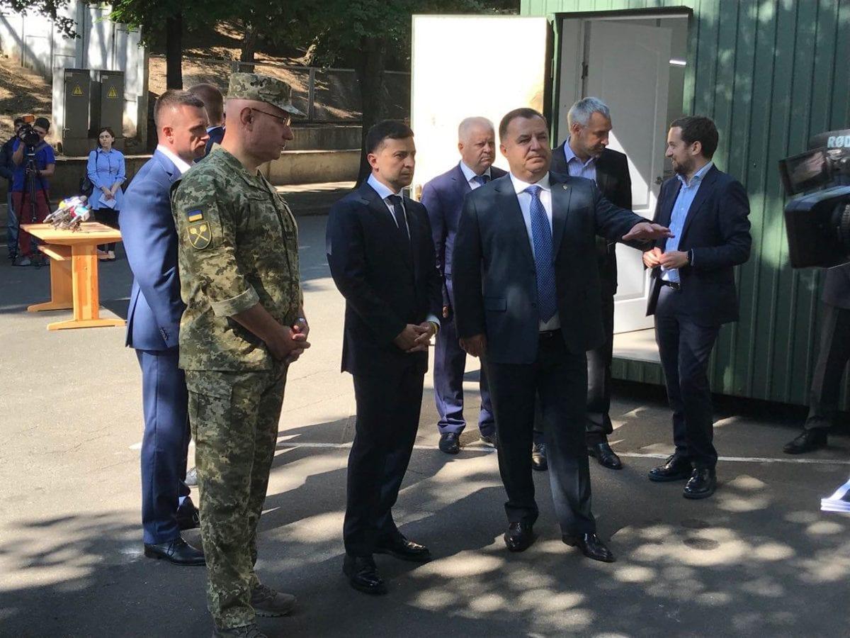 У Міністерстві оборони відбулася презентація мобільних житлових модулів