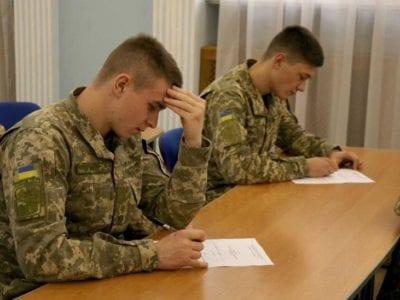 Навчальні заклади Міністерства оборони проведуть додатковий набір