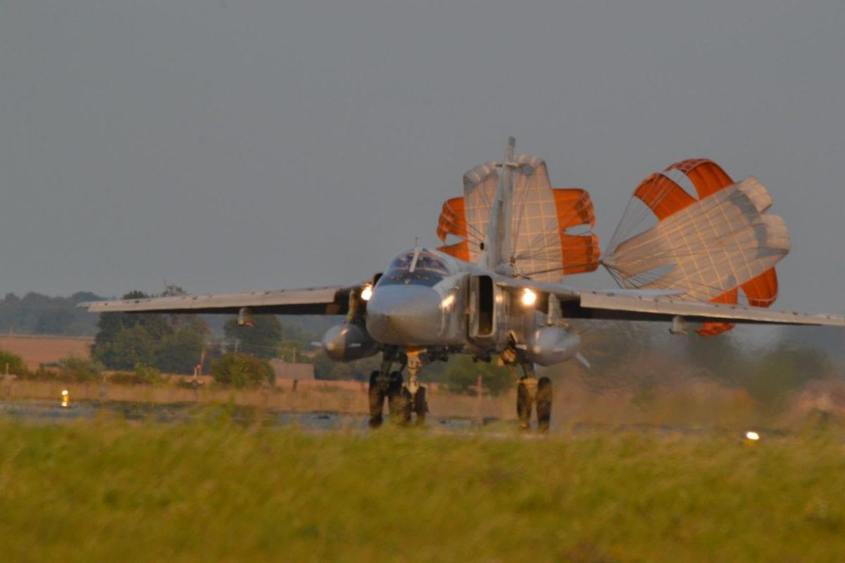 Нічні польоти бомбардувальників