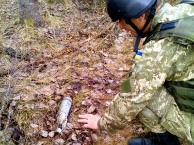 Понад 125 тисяч знешкоджених у Калинівці боєприпасів на рахунку саперів Повітряних Сил