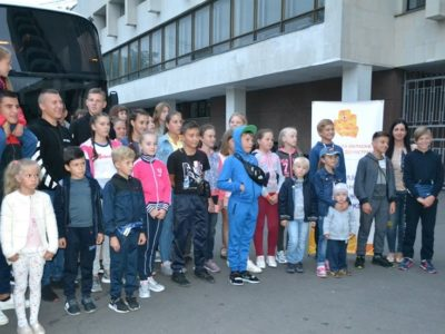 Діти загиблих і поранених вінничан відпочивають у Європі