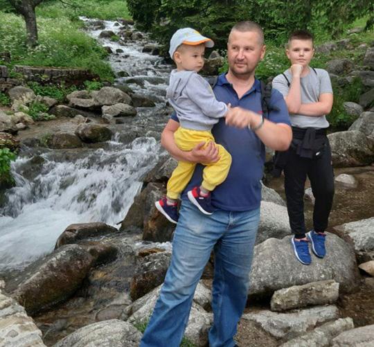 Військовослужбовці Збройних Сил України з родинами пройшли психологічну реабілітацію в Республіці Польща