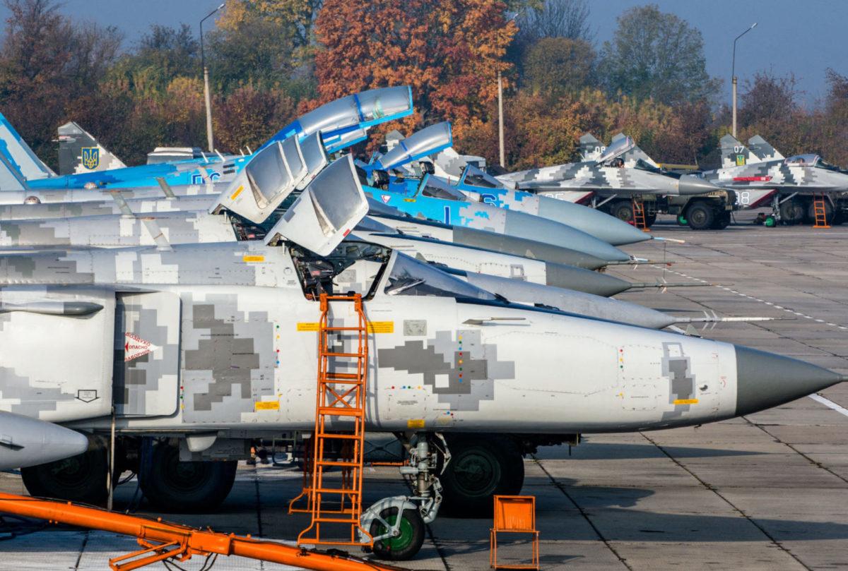 Реалізація чергового етапу модернізації бойового авіапарку Повітряних Сил залежить лише від ритмічного фінансування