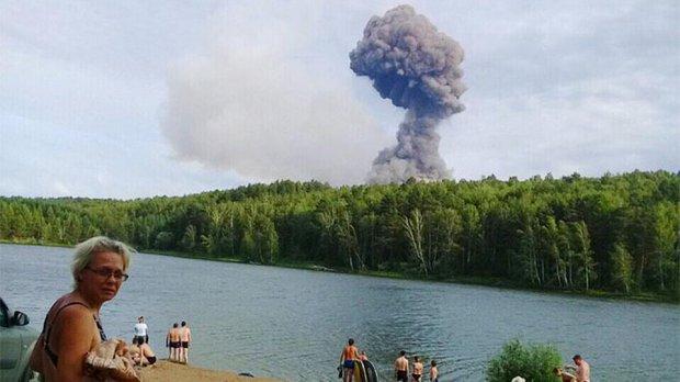 Мінус один російський арсенал
