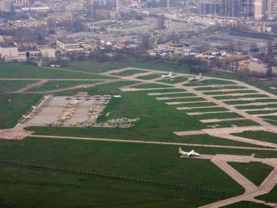 Військові не віддадуть аеродром «Шкільний» забудовникам без «бою»