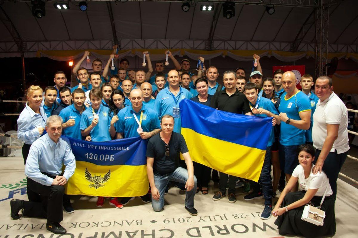 Бронзовий призер чемпіонату світу з Муай Тай – снайпер-розвідник українського війська!