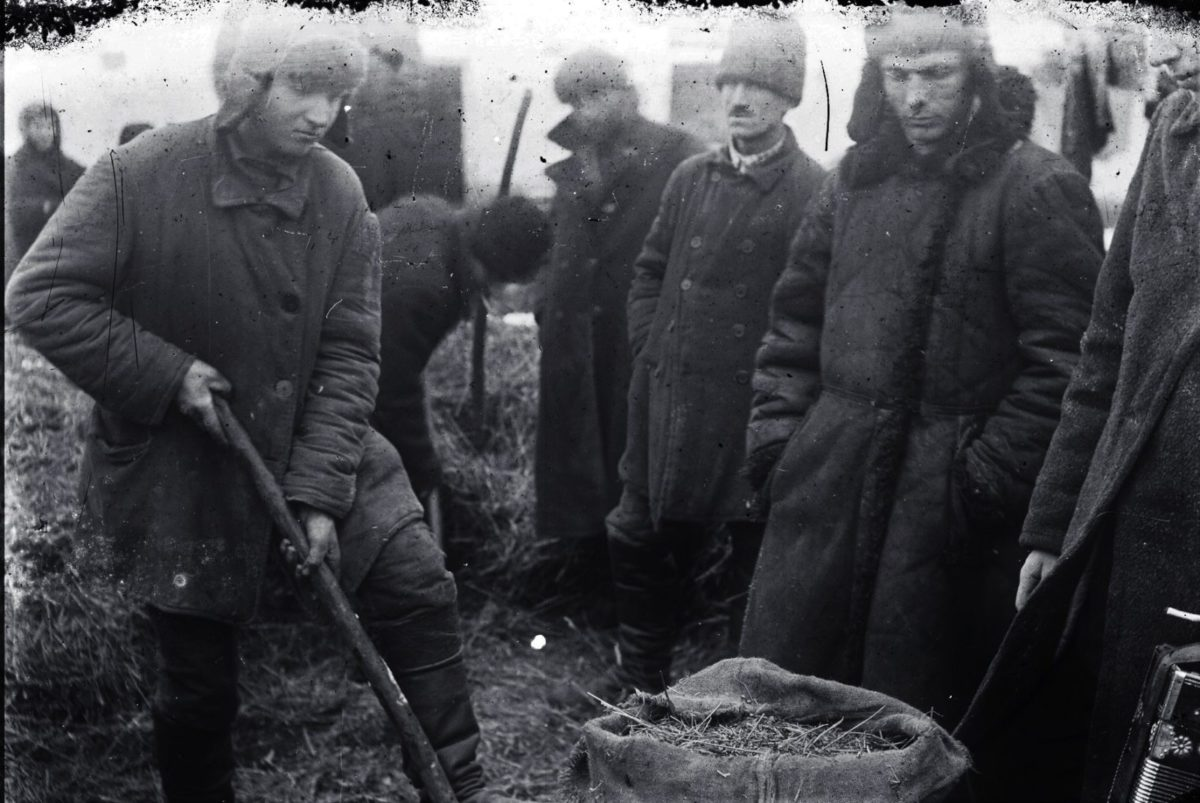 Із «закону про п'ять колосків» розпочався російський геноцид в Україні