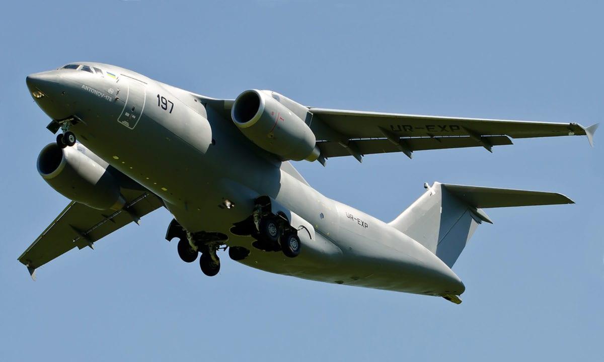 Новітні літаки Ан-178 та Ан-77 незабаром поповнять наш авіапарк