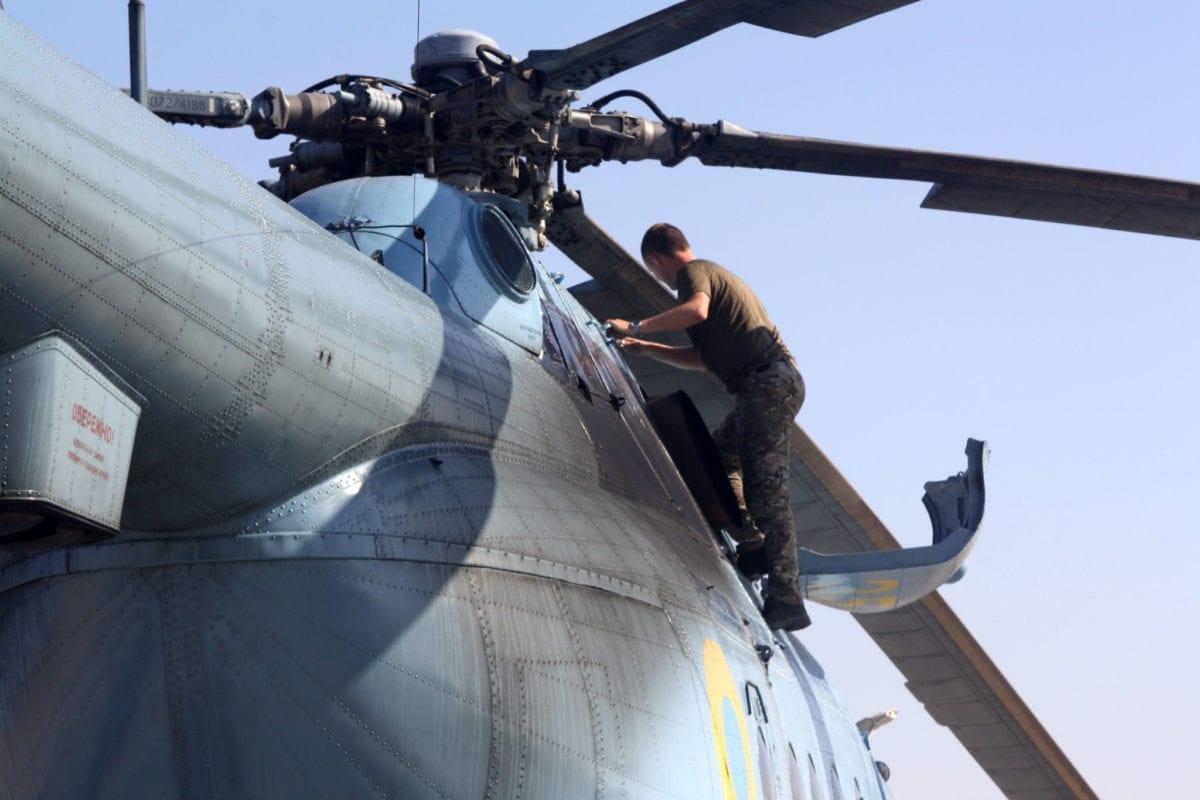 Військові навчання над Чорним морем: в дії морська авіація