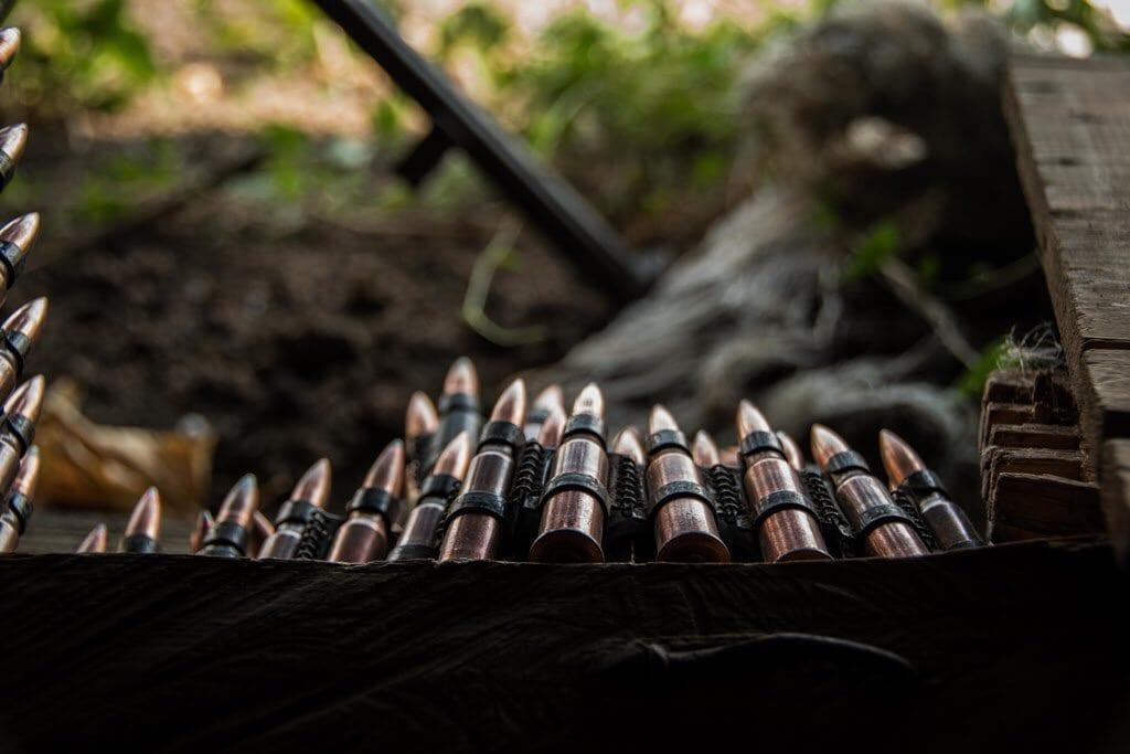 На Луганщині поранений український військовий