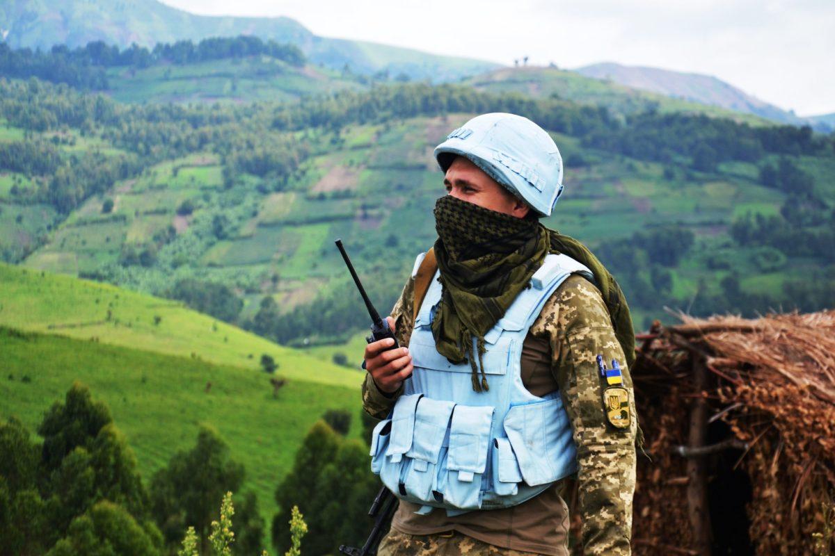 Вакцинацію Українського миротворчого контингенту в ДР Конго проведуть медики від ООН
