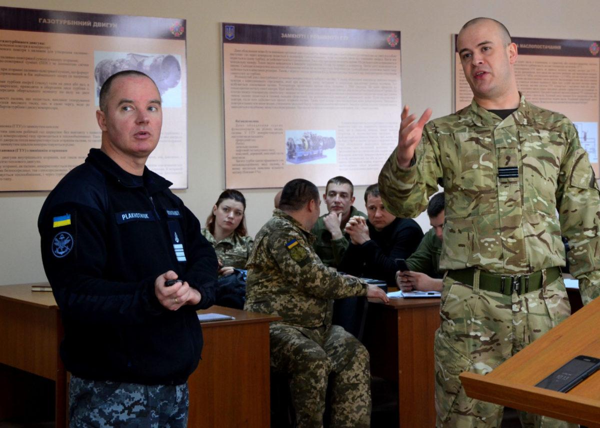 Українсько-британські навчання WARRIOR WATCHER-2019 відбудуться у жовтні у Миколаєві