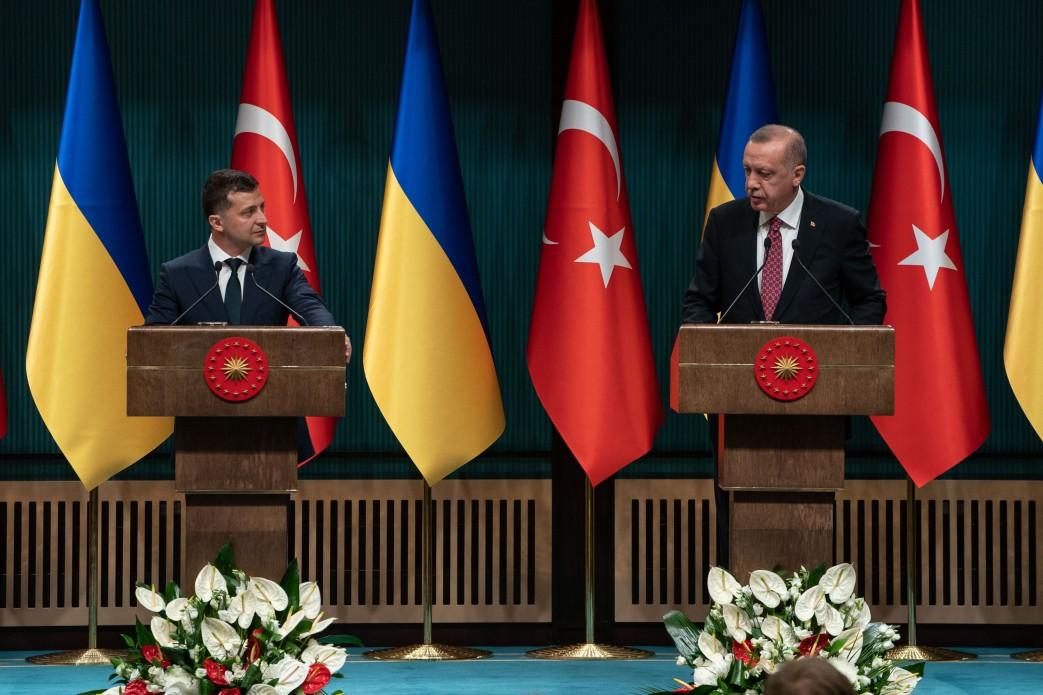 В Анкарі вшанували пам'ять чотирьох українських військових, які загинули на Донбасі 6 серпня