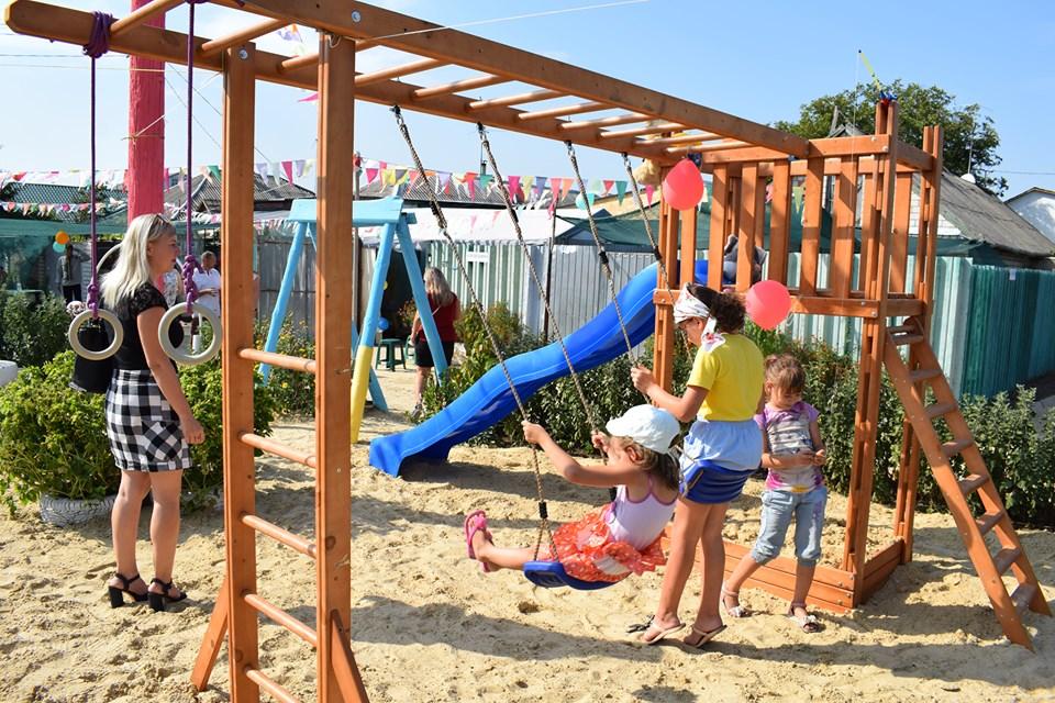 У Миколаєві учасники бойових дій відкрили Центр родинного відпочинку «Майданчик мрій»