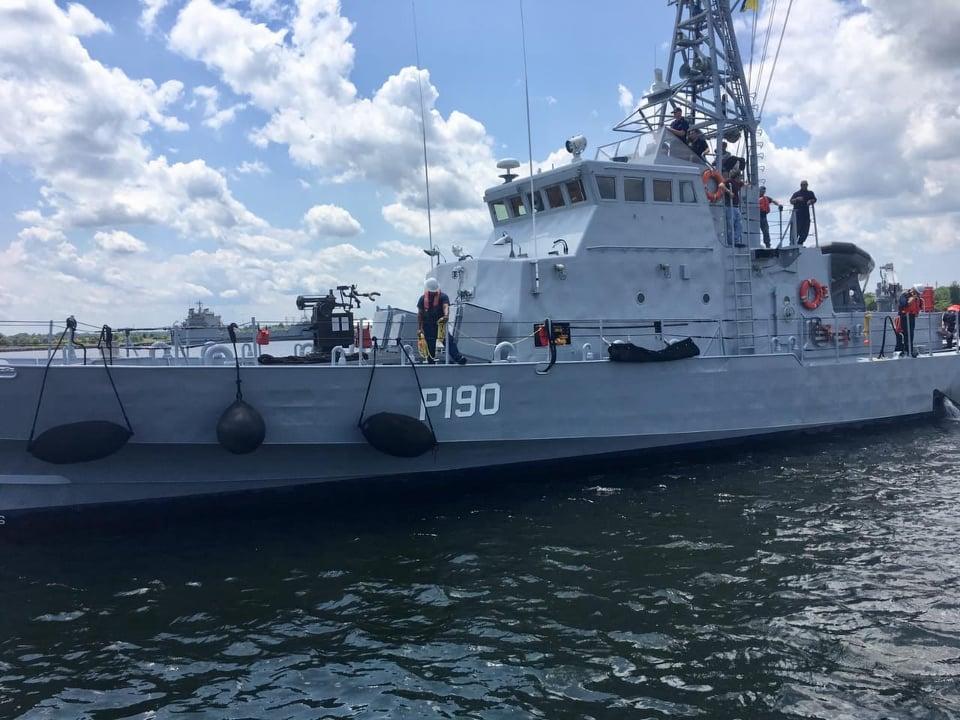 Українські екіпажі «Айлендів» отримали високу оцінку від американських колег