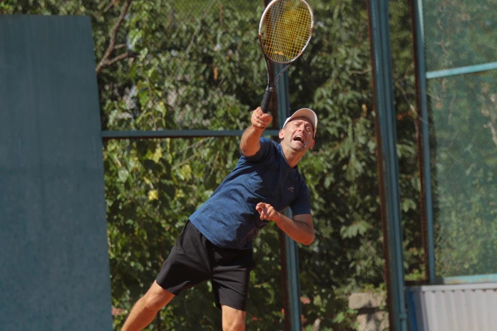 Стартував Міжнародний благодійний тенісний турнір на кубок Повітряних Сил ЗСУ