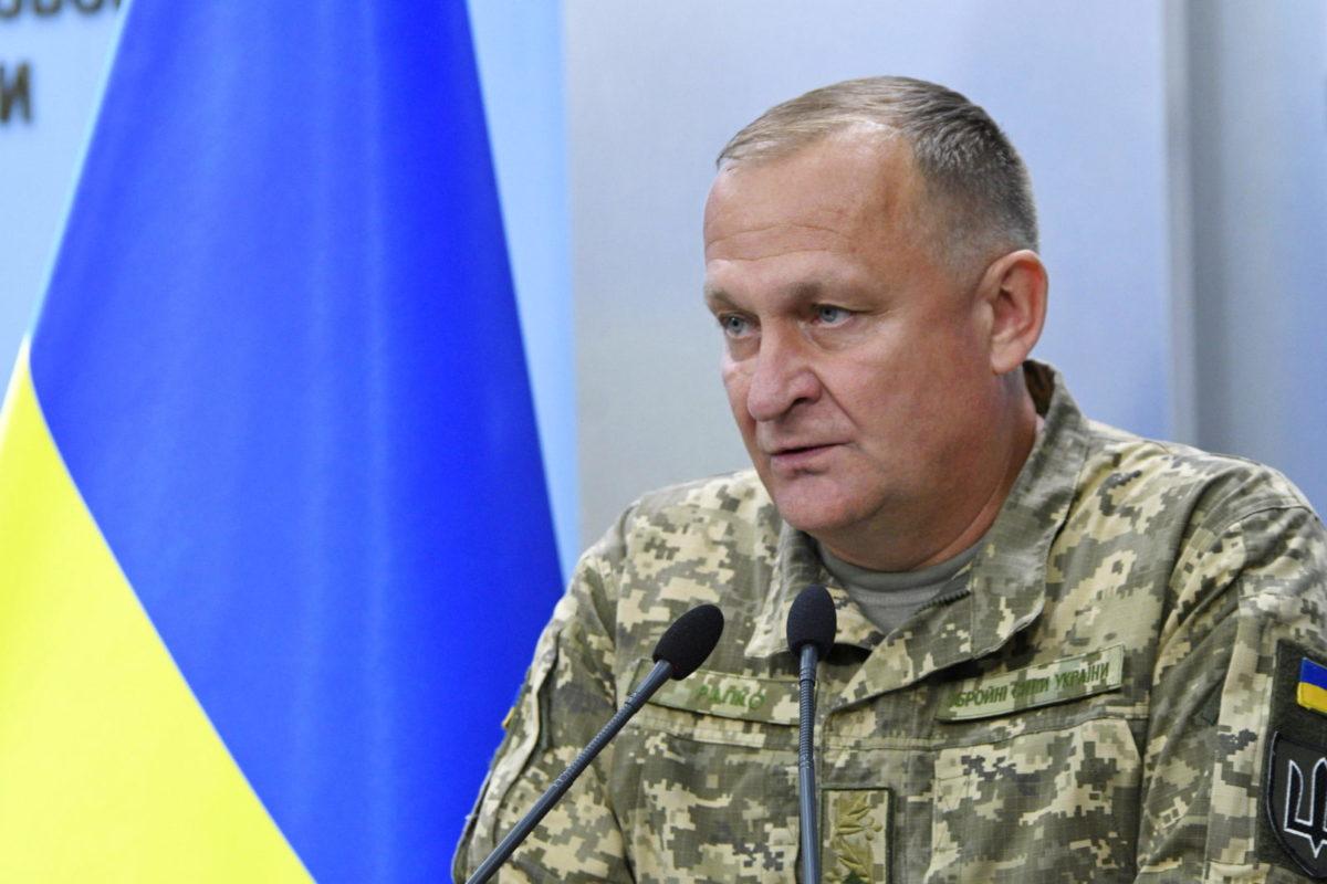 Володимир Рапко: «Наступного року військам зв'язку для повноцінного функціонування необхідно понад 2 мільярди гривень»