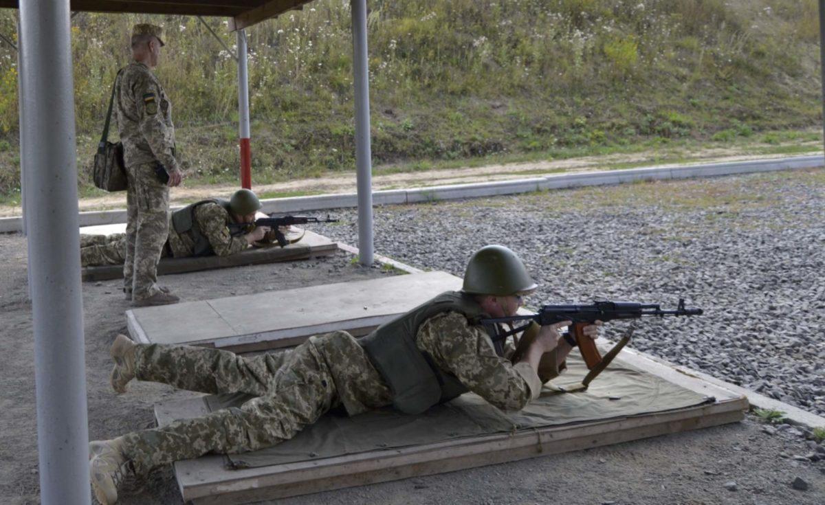 Армія, поліція спецпризначення, Нацгвардія та прикордонники задіяні до заходів тероборони